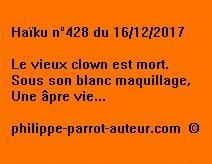 Haïku n°428 161217
