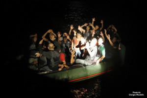 309 - Migrants en Méditerranée