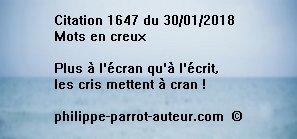 Cit 1647  300118