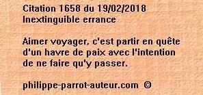 Cit 1658  190218