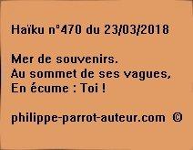 Haïku n°470  230318