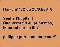 Haïku n°472  250318