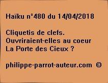 Haïku n°480  140418
