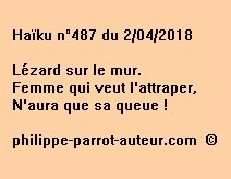 Haïku n°487  290418