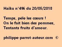 Haïku n°496  200518