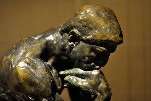 Penseur Rodin 2018