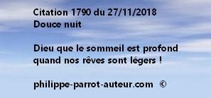 Cit 1790  271118