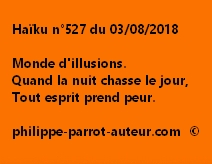 Haïku n°527  030818