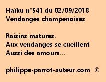 Haïku n°541  020918 vb