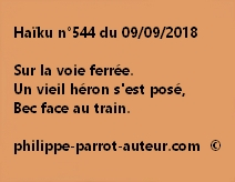 Haïku n°544  090918