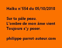 Haïku n°554  051018 ad