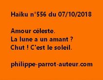 Haïku n°556  071018