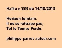 Haïku n°559  141018