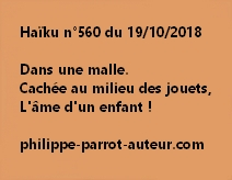 Haïku n°560  191018