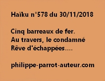 Haïku n°578  301118