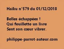 Haïku n°579  011218