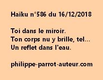 Haïku n°586  161218