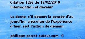 Cit 1826  190219