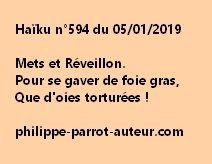 Haïku n°594  050119 vg