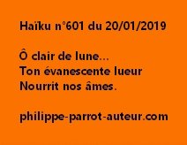 Haïku n°601  200119