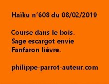 Haïku n°608  080219