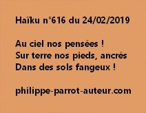 Haïku n°616  240219