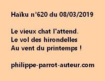 Haïku n°620  080319