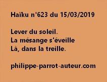 Haïku n°623  150319