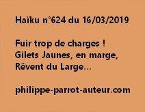 Haïku n°624  160319