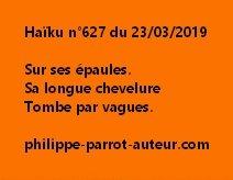 Haïku n°627  230319