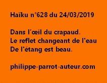 Haïku n°628  240319