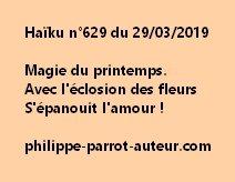 Haïku n°629  290319