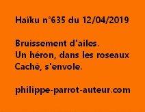 Haïku n°635  120419