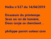 Haïku n°637  140419