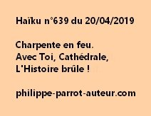 Haïku n°639  200419