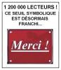 1 200 000 lecteurs  190320 -
