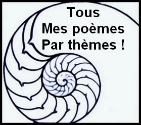 Tous mes poèmes par thèmes