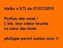 Haïku n°673  070719