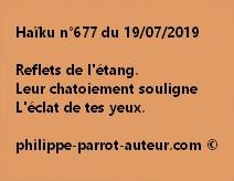 Haïku n°677  190719