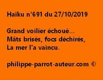 Haïku n°691  271019