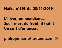Haïku n°695  081119