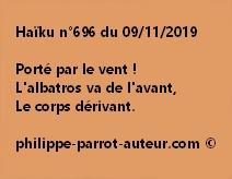 Haïku n°696  091119