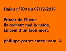 Haïku n°709 071219