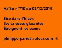 Haïku n°710 081219