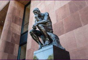 1 - Penseur Rodin 2020