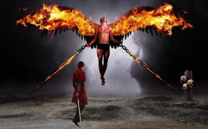 417 - L'ange déchu