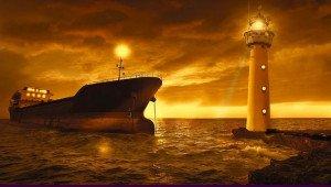 419 - Retour au port