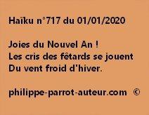 Haïku n°717 010120