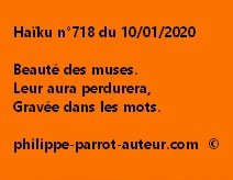 Haïku n°718 100120
