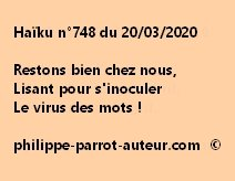 Haïku n°748 200320